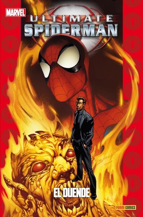 Ultimate Spiderman: El Duende