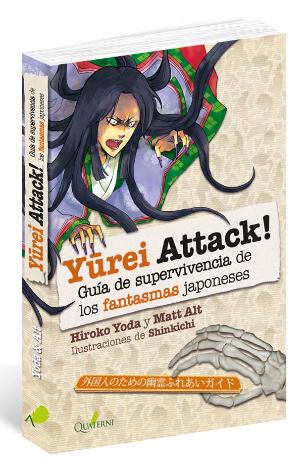 Yūrei attack!