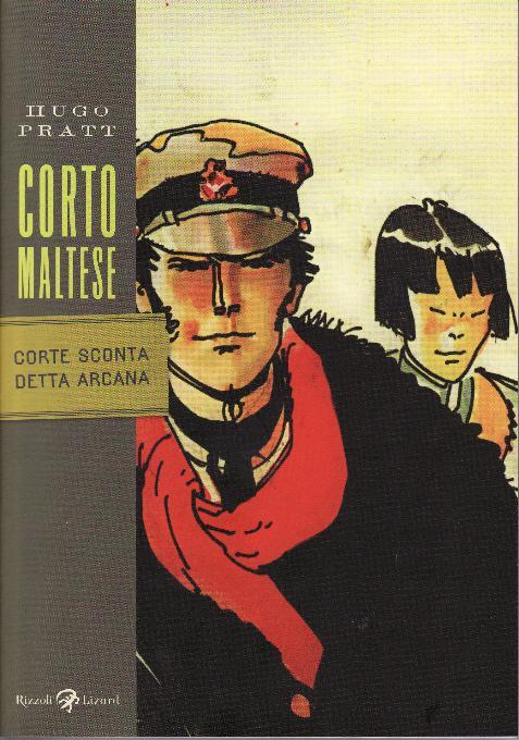 Corto Maltese: Corte Sconta detta Arcana