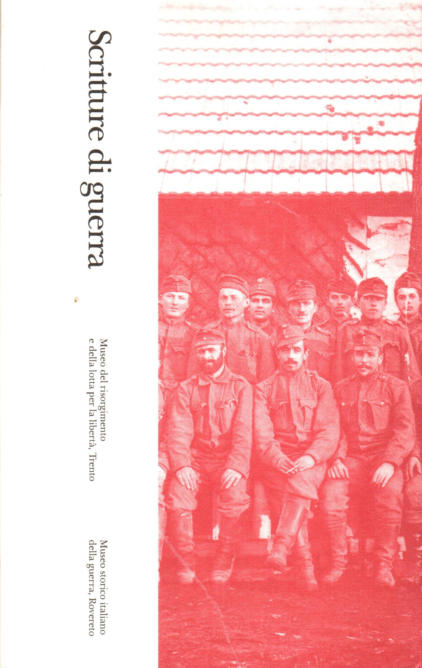 Riccardo Malesardi, Giuseppe Masera, Rosina Fedrozzi Masera, Evaristo Masera, Mario Raffaelli (diari della prima guerra mondiale)