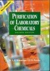 Purification of Laboratory Chemicals, 4th ed.