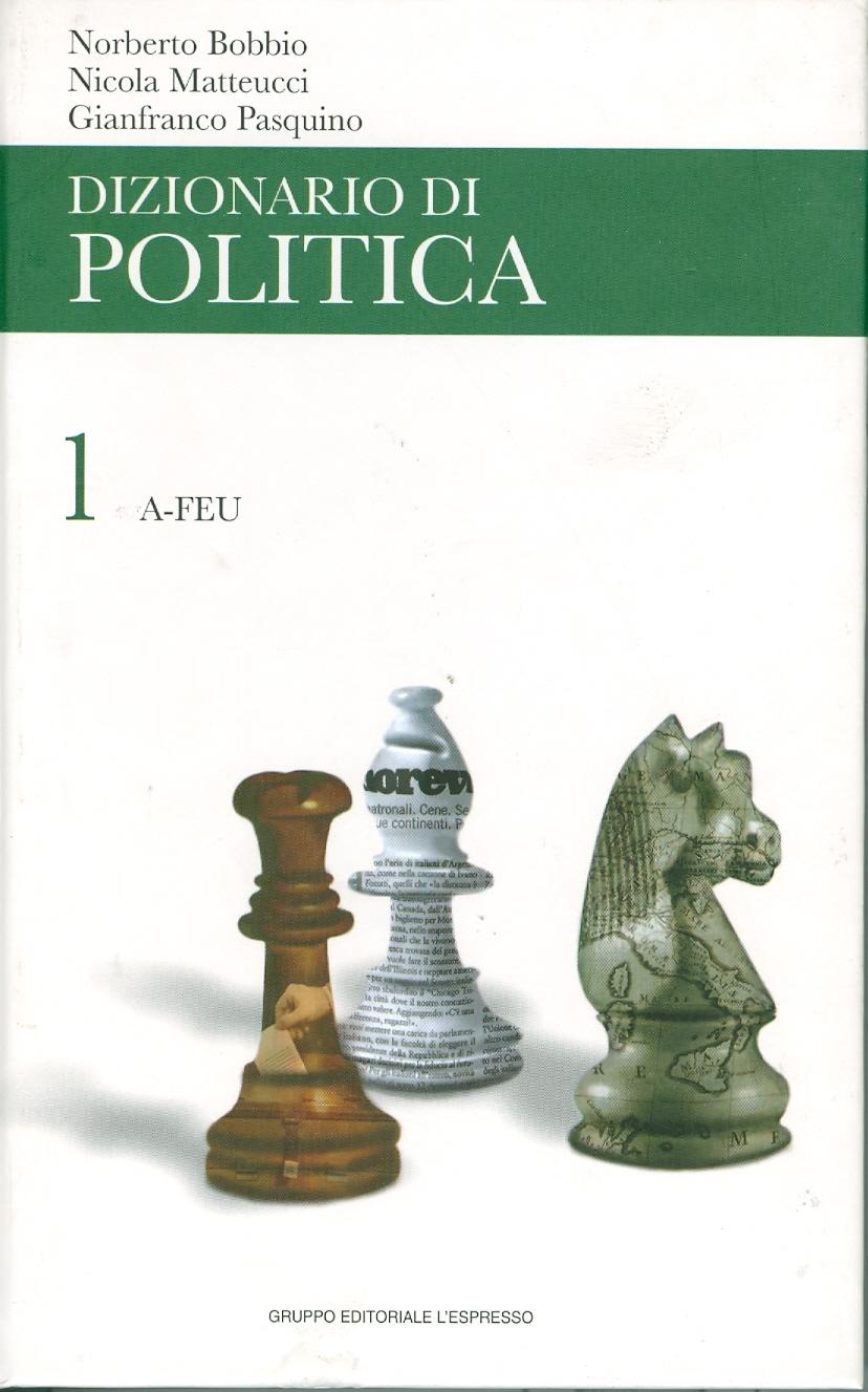 Dizionario di Politica - Vol. 1