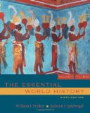 The Essential World History, Volume 1: To 1800
