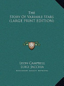 The Story of Variable Stars