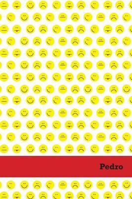 Etchbooks Pedro, Emoji, College Rule