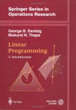 Linear Programming: Introduction v. 1