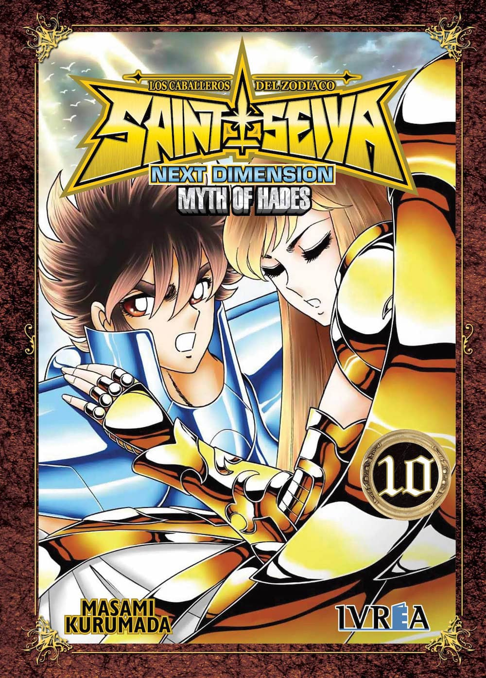 Saint Seiya. Next Dimension: Myth of Hades #10