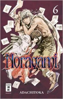 Noragami, Band 6