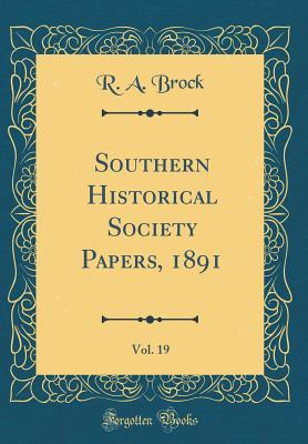 Southern Historical ...