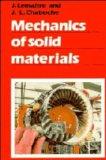 Mechanics of Solid Materials
