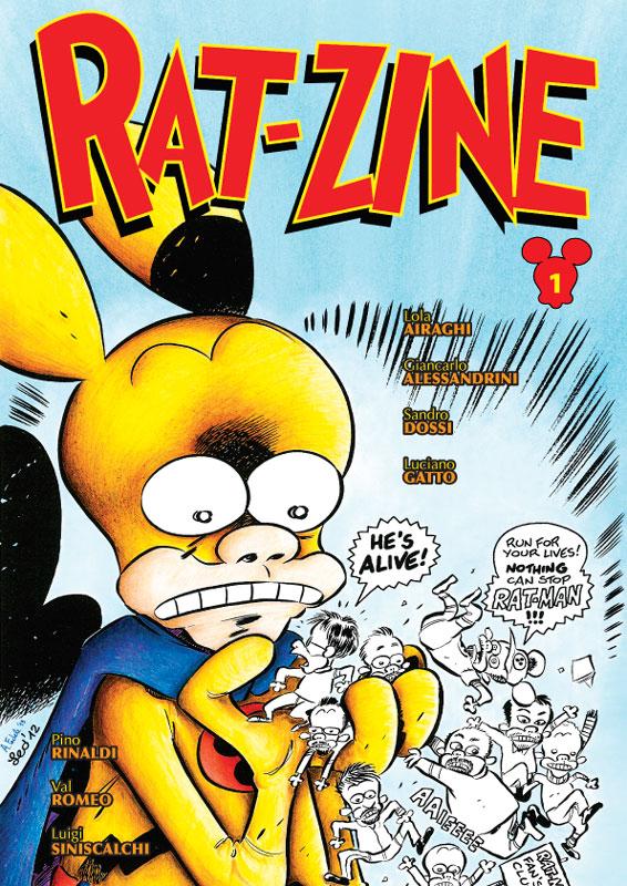 Rat-Zine n.1