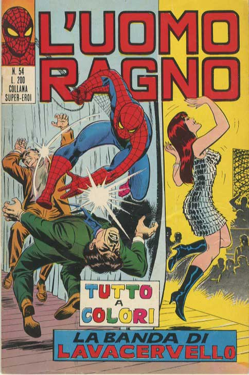 L'Uomo Ragno n. 54