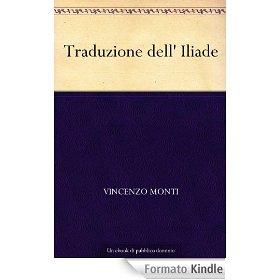 Traduzione dell'Iliade