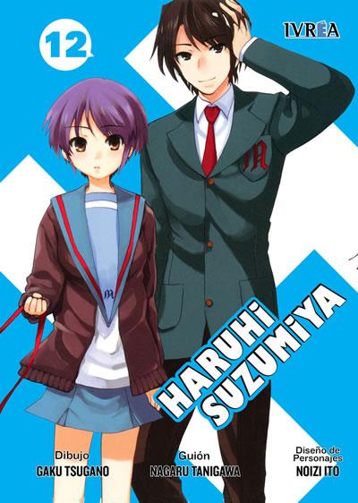 Haruhi Suzumiya 12