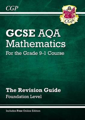 GCSE Maths AQA Revision Guide