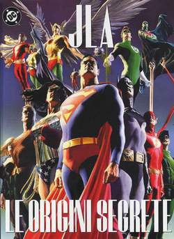 JLA: Le origini segrete