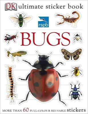 RSPB Bugs Ultimate Sticker Book