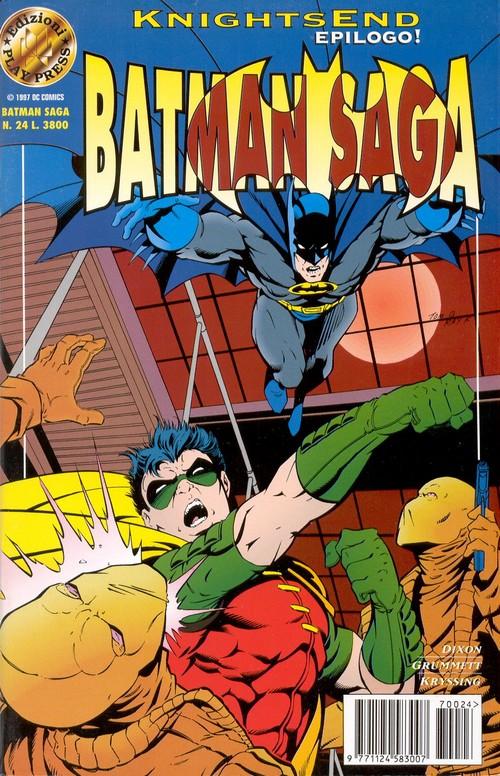 Batman Saga #24