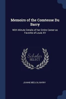 Memoirs of the Comte...