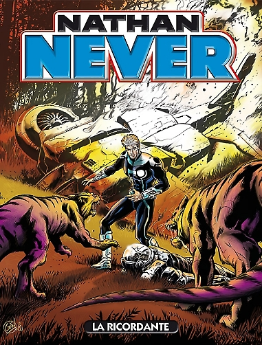 Nathan Never n. 279