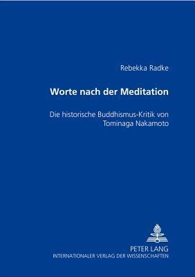 Worte Nach Der Meditation