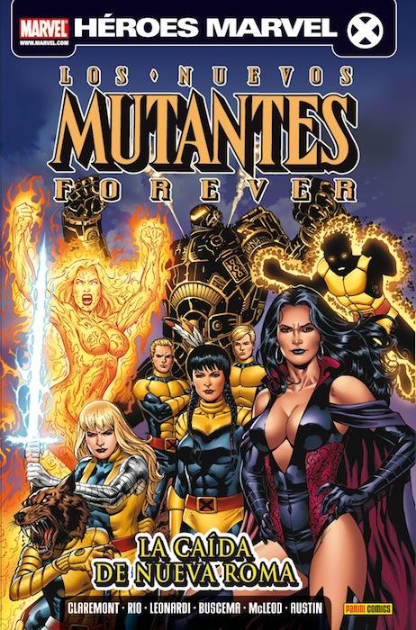Los Nuevos Mutantes ...