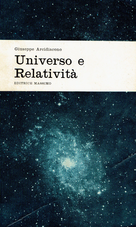 Universo e relatività