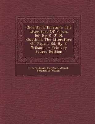 Oriental Literature