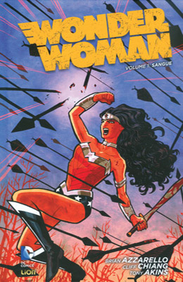 Wonder Woman Vol. 1: Sangue