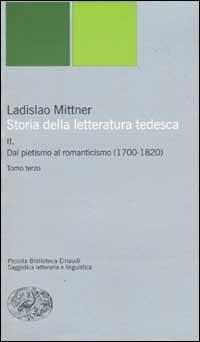 Storia della letteratura tedesca (Volume II)