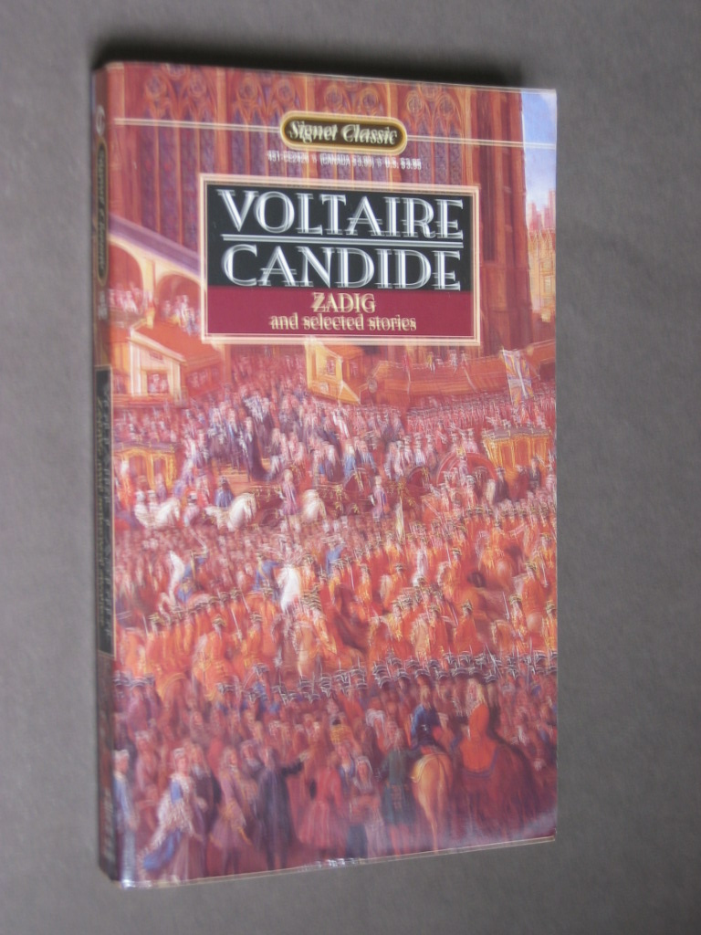 Candide, Zadig, and ...