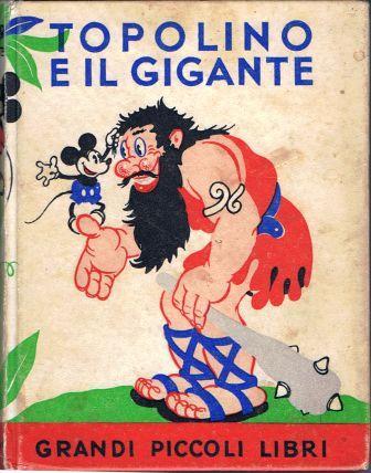 Topolino e il gigante
