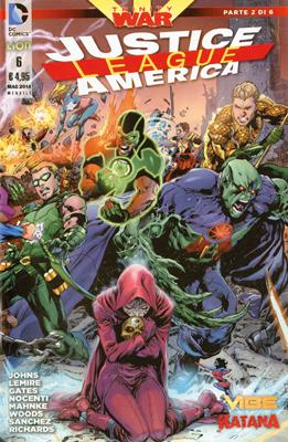 Justice League America n. 6