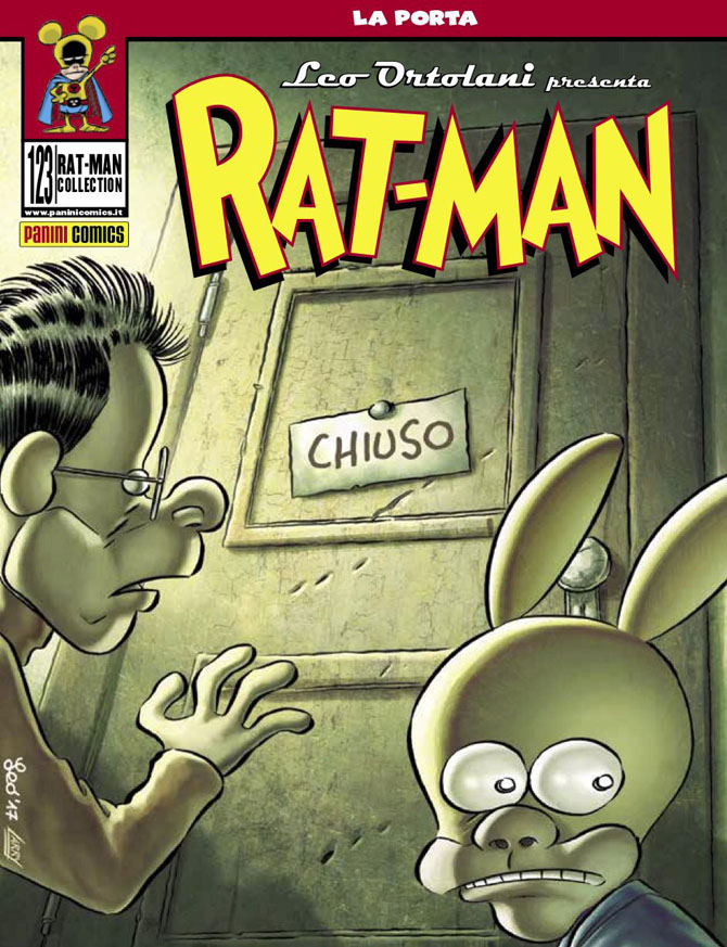 Rat-Man Collection n. 123