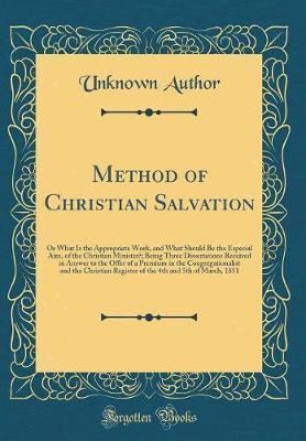 Method of Christian Salvation
