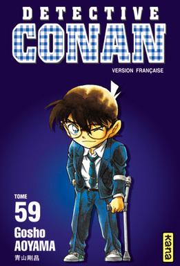 Détective Conan, Tome 59