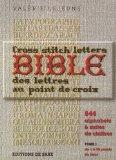 BIBLE DES LETTRES AU...