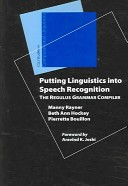 Putting linguistics into speech recognition