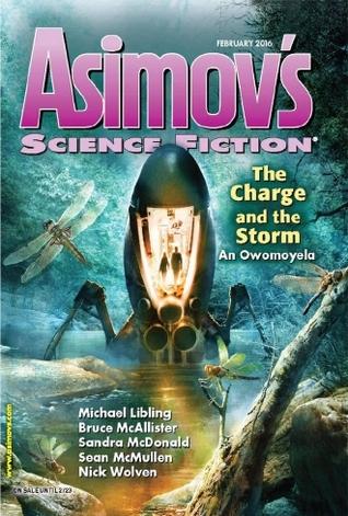 Asimov's Science Fiction, February 2016