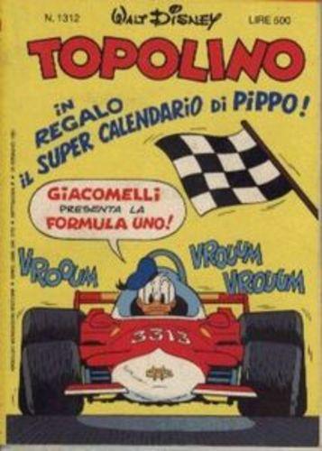 Topolino n. 1312