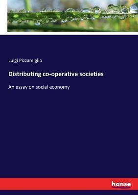 Distributing co-operative societies