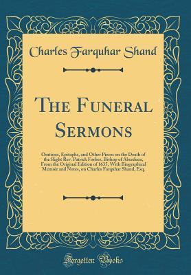 The Funeral Sermons