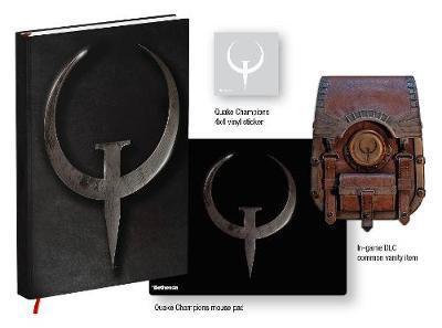 Quake Champions Player's Journal