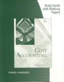 Vanderbeck's Principles of Cost Accounting