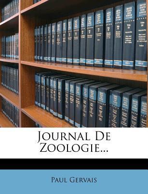 Journal de Zoologie....