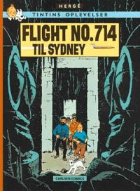 Flight no. 714 til Sydney