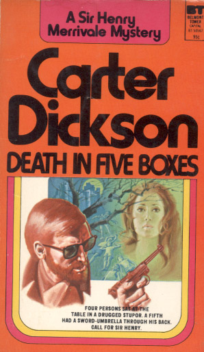 Death in Five Boxes