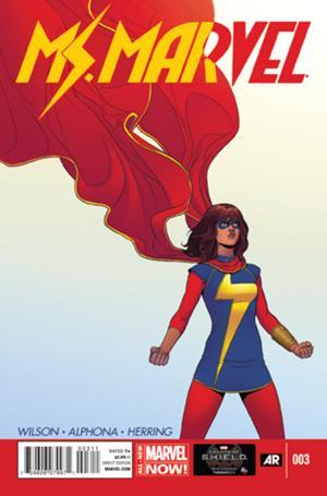 Ms. Marvel Vol.3 #3