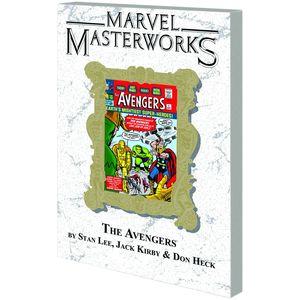 Marvel Masterworks -...