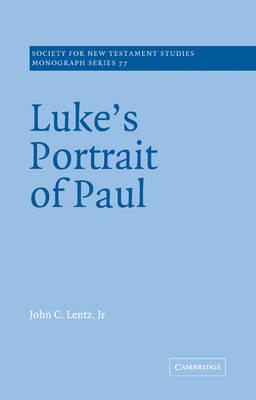 Luke's Portrait of Paul